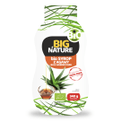 BIG NATURE Agave syrup Blue Webber Dark BIO 340 g
