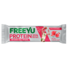 FREEYU PROTEIN Baton of raspberry + goy with inulin 40 g