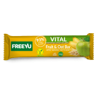 FREEYU VITAL Apple and banana bar with oatmeal 40 g