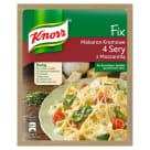 KNORR FIX Makaron 4 sery z mozzarellą 48g