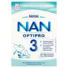 NESTLÉ NAN OPTIPRO Modified milk powder Nan Optipro 3 - after the 1st year, (2x400g 800 g