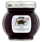 STOVIT Premium Dżem z czarnych porzeczek słodzony fruktozą 240g