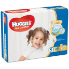 HUGGIES Ultra Comfort Diapers Size 6 (15-25kg) 38 pieces 1 pc