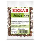 HEBAR Hazelnuts 100g