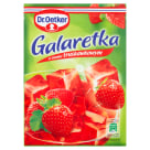 DR. OETKER Strawberry Jello 77 g