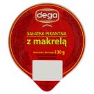 DEGA Spicy salad with mackerel 130g