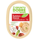 Z GRUNTU DOBRE Hummus Premium with dried tomatoes 120 g
