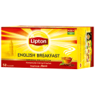 LIPTON English Breakfast Herbata czarna 50 torebek 50 g