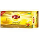 LIPTON GOLD Herbata czarna 50 torebek 75g