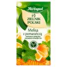 HERBAPOL Zielnik Polski Owoce i Zioła - Melisa z Pomarańczą 20 torebek 1szt