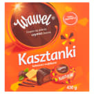 WAWEL Czekoladki nadziewane Kasztanki kakaowe z wafelkami 430g