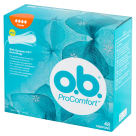 O.B.® ProComfort Super Tampons 48 pcs 1 pc