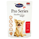 BUTCHER'S PRO SERIES Dog food for adults cuts in beef sauce 100g