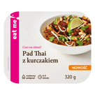 EAT ME! Pad Thai with chicken 320 g