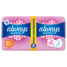 ALWAYS Ultra Sensitive Normal Plus Duo Hygienic Pads 2x10pcs 1 pc