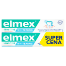 ELMEX Sensitive Whitening Pasta do zębów z aminofluorkiem 2 pack (2x75ml) 150 ml