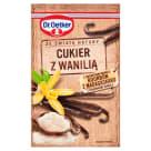DR. OETKER Ze świata natury Sugar with vanilla 12g