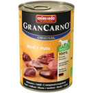 ANIMONDA Grancarno Adult Dog Food - Turkey&Beef 400 g