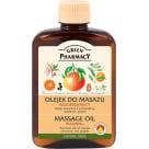 GREEN PHARMACY Olejek do masażu rozgrzewający 200ml