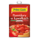 MELISSA Primo Gusto Tomatera Tomatoes in Pieces 400 g