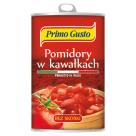 MELISSA Primo Gusto Tomatera Pomidory w kawałkach 400g