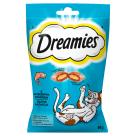 DREAMIES Przysmaki dla Kotów z Wybornym Łososiem 60g