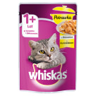 WHISKAS Potrawka 1+ Cat food with Chicken in Jelly 85 g