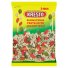 KRESTO Mixture of seeds - sunflower, pumpkin, goji berries 300 g