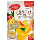 DELECTA Jelly taste exotic fruit 75 g
