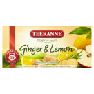 TEEKANNE World of Fruits Herbata owocowa Imbir&Cytryna 20 torebek 35 g