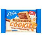WEDEL Cookie Czekolada mleczna z nadzieniem mleczno-orzechowym i herbatnikiem 100g