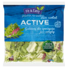 FIT&EASY Active Salad Mix 180 g