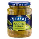 KRAKUS Ogórki kiszone 640g