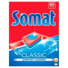 SOMAT Classic Dishwasher tablets 60 pcs. 1pc