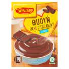 WINIARY Budyń z cukrem o smaku czekoladowym bezglutenowy 63g