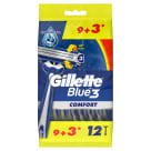 GILLETTE Blue3 SenseCare Maszynki jednorazowe do golenia 12 szt. 1szt