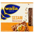 WASA Gourmet Rye crisp bread with sesame seeds 220g