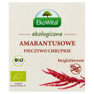 EKO WITAL Pieczywo chrupkie amarantusowe BIO 100g