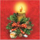 AHA Serwetki świąteczne Stroik (BN-090) 20 szt. 1szt