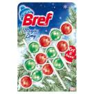 BREF Magia Zimy Zawieszka do WC - Let it Snow 3x50g 1szt