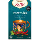 YOGI TEA Herbata Sweet Chilli 17 torebek BIO 30g