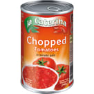LA CATERINA Pelati Pomidory krojone bez skórki w soku 400g