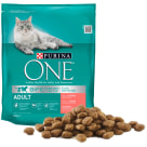 PURINA ONE Adult Adult cat food rich in salmon and whole grains 800 g