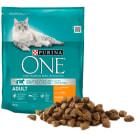 PURINA ONE Adult Adult cat food rich in chicken and whole grains 800 g