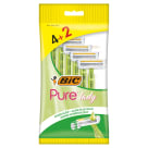 BIC Pure 3 Lady One-piece razors for shaving 6 pcs 1 pc