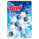 BREF Magia Zimy Zawieszka do WC - Ice Baby 3x50g 1szt