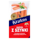 KRAKUS. Sausages with ham 200 g