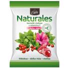 ODRA Naturales Karmelki ziołowe z witaminą C Dzika Róża 60g