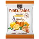 ODRA Naturales Karmelki ziołowe z witaminą C Szałwia 60g