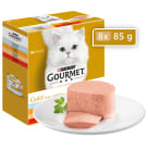 GOURMET Gold Complete food for cats MIX 8 pcs. 680 g